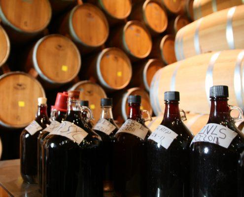Oak Wine