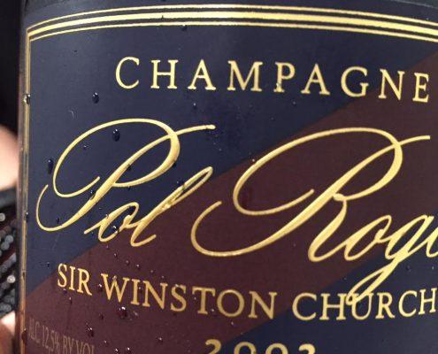 Pol Roger Sir Winston Churchill