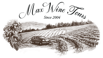 Max wine tours Logo