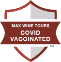 Max Wine Tours Vaccinated